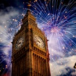 New Year's in London – Day and Night