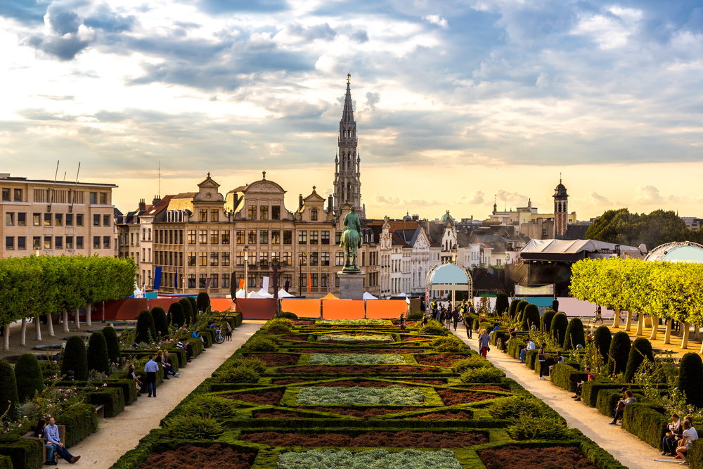 Enjoy a Day Trip to Brussels from London