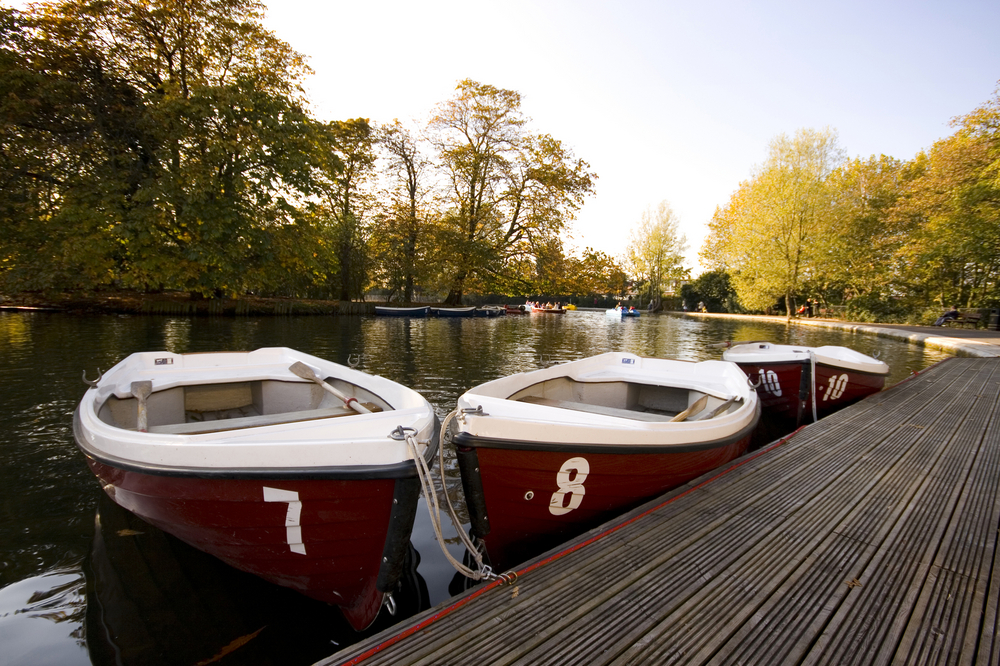 London's best spots for messing about in boats