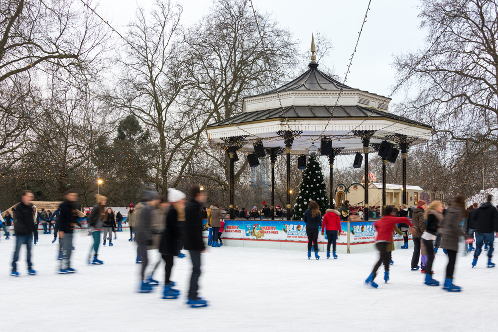 Things to do in London in winter