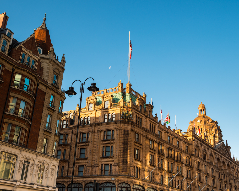 All Under One Roof: Supreme Shopping at London's Great Department Stores