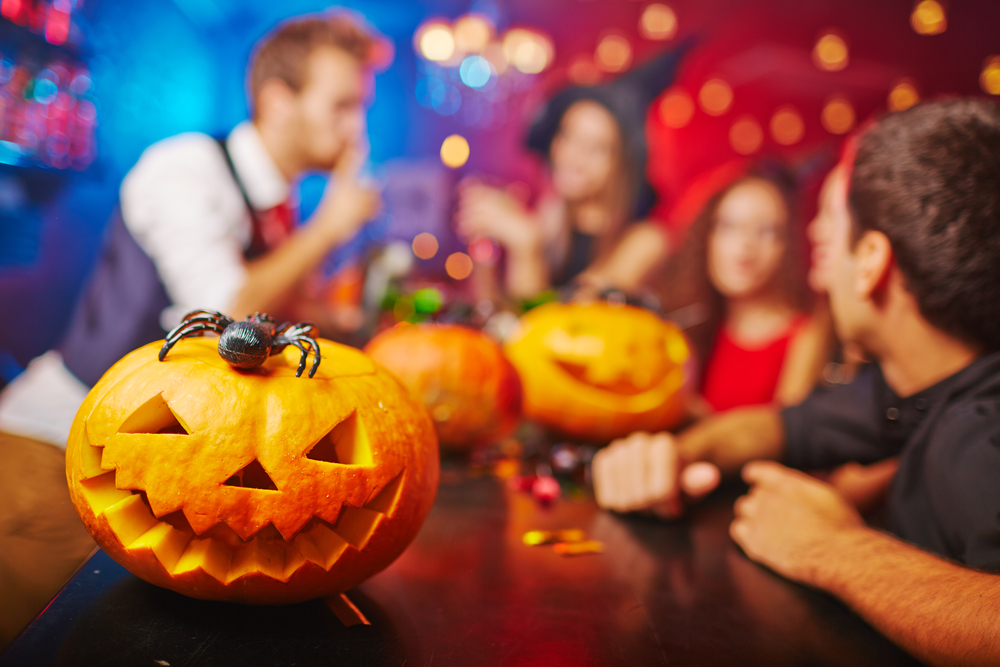 Scare Yourself Silly in London This Halloween