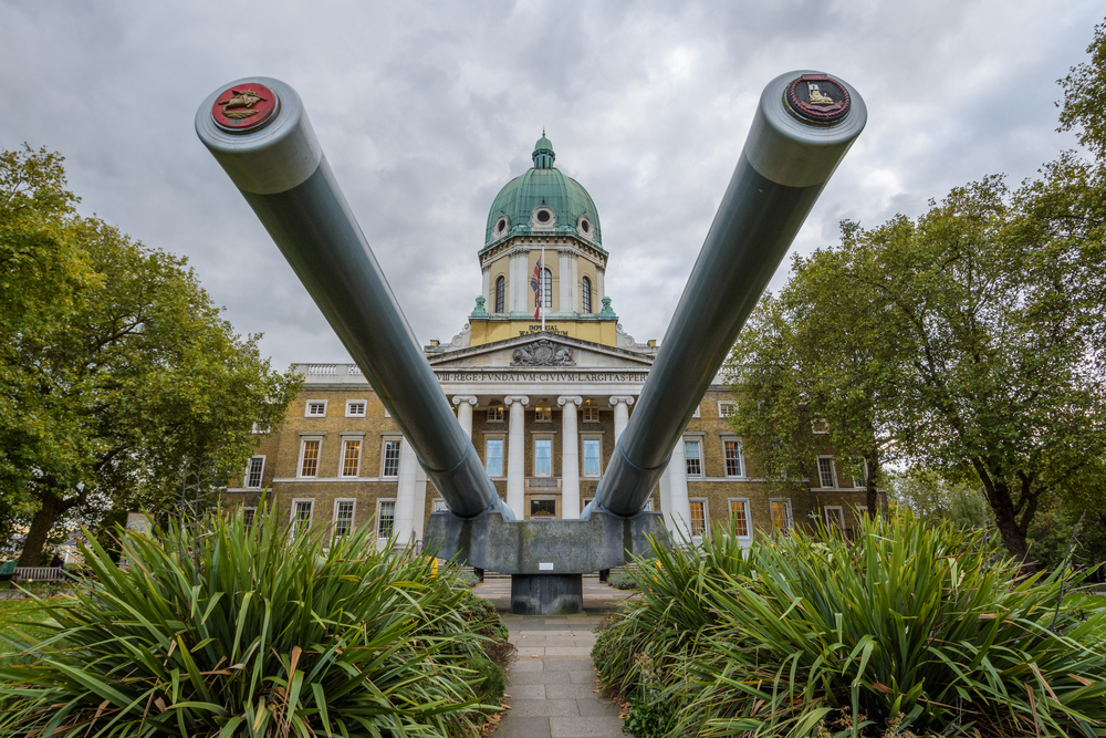 On land, sea and in the air: London's must-visit war museums