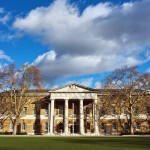 The Saatchi Gallery in London's King's Road