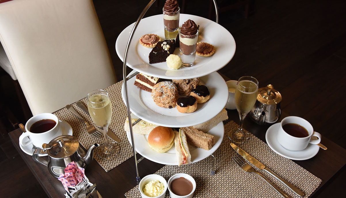 Afternoon Tea Experience At Grand Royale London Hyde Park