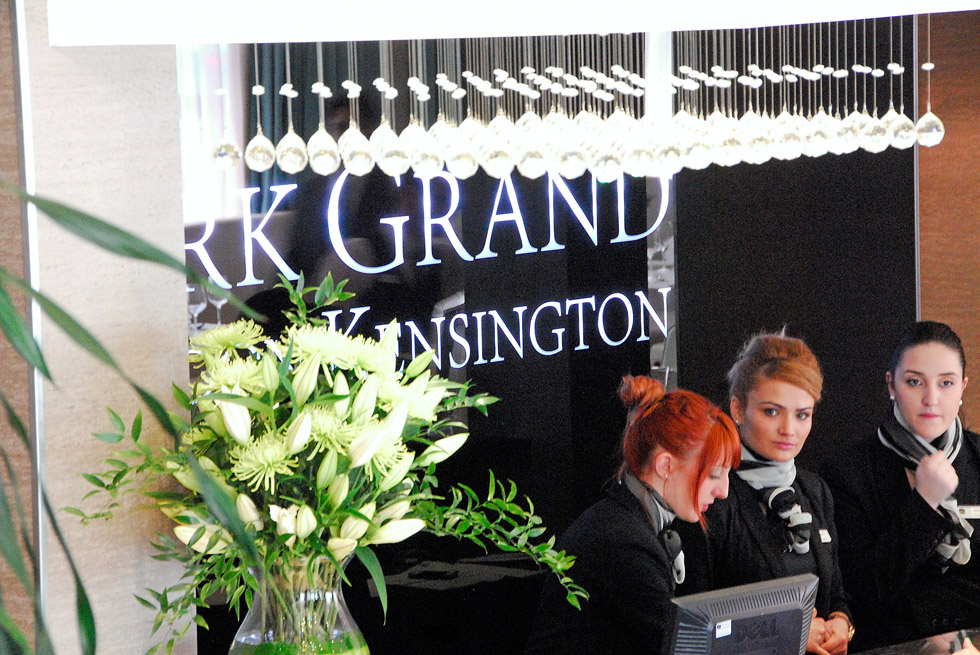 Park Grand London Kensington Hotel In Hogarth Road